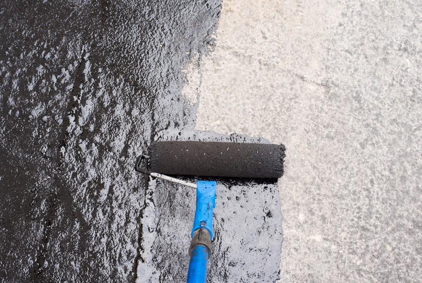 屋顶防水补漏施工